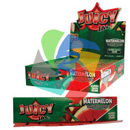 JUICY JAYS WATERMELON FLAVOURED KINGSIZE PAPER (24 BOOKLETS PER BOX) (SKU: JK015)