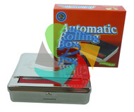 RDS - STAINLESS STEEL AUTOMATIC ROLLING BOX (6 PACK) (SKU: RB001)