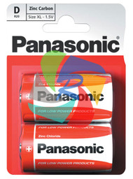 PANASONIC D PACK OF 2 (Pack Size: 12) (SKU: BT003)