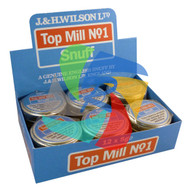 TOP MILL NO'1 (12 x 5 gram tins) (SKU: SN009)
