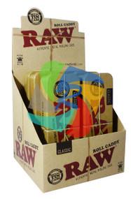 RAW Pre-Rolled K/S Cone Caddy (Pack Size: 6) (SKU: RW030)