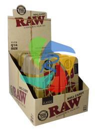 RAW Pre-Rolled 1 1/4 Cone Caddy (Pack Size: 8) (SKU: RW029)