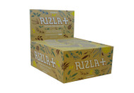 RIZLA KINGSIZE SLIM NATURAL HEMP