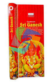 Sri Ganesh Incense Sticks - 6 Pk x 20 sticks
