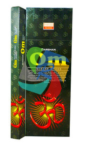 Om - Incense Sticks - 6 Pk x 20 sticks
