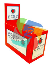 EZEE RED REGULAR ROLLING PAPERS 100 BOOKLETS PER BOX