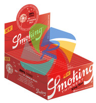 SMOKING KINGSIZE THINNEST PAPER (BOX OF 50 BOOKLETS) (SKU: SM017)