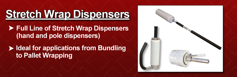 Stretch Wrap: Stretch Film Dispensers