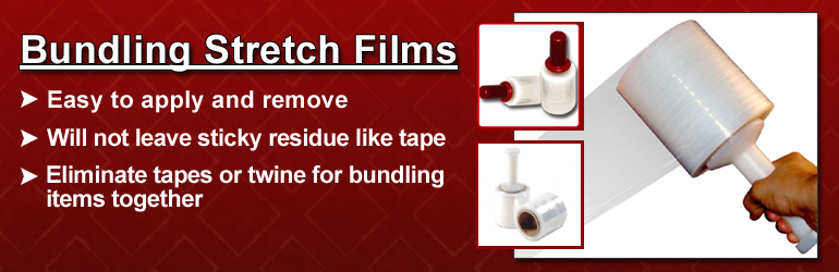 Stretch Wrap: Bundling Stretch Film