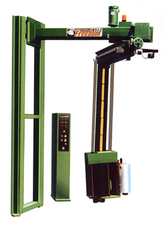 Freedom 6512 Semi-Automatic Rotating Arm Stretch Wrap Machine