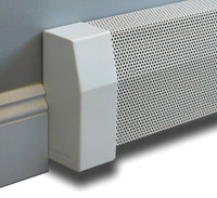 Premium Baseboard Cover 2 ft length