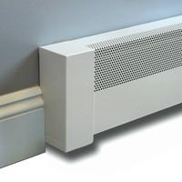 Basic Baseboard Cover 4 ft length