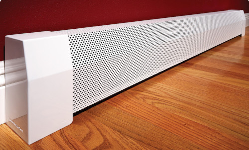 Baseboard Cover Straight Kit