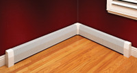 Premium Baseboard Cover L-Shaped Kit