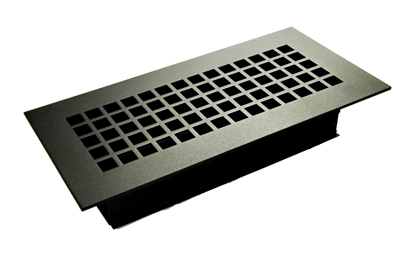 how to clean metal vent covers