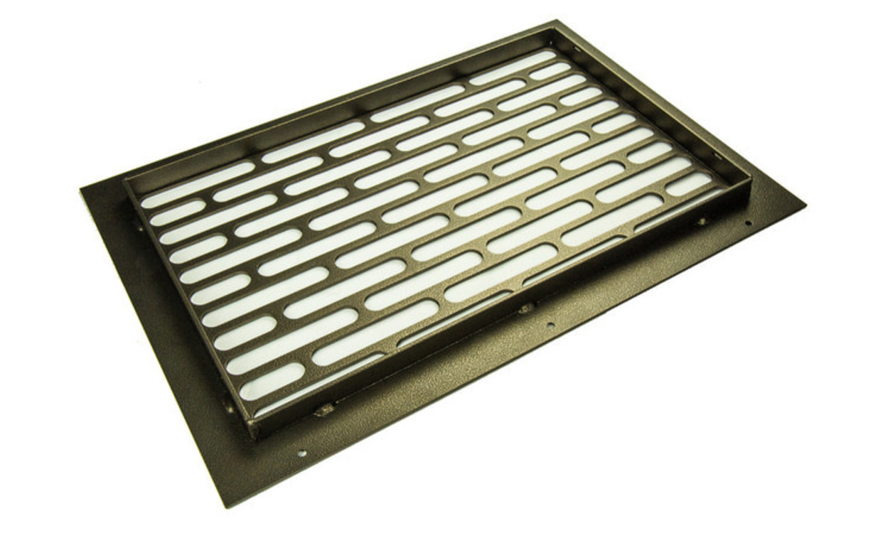 Vogue Metal Vent Cover Vent And Cover