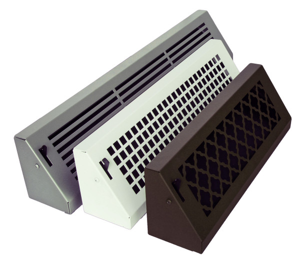 Baseboard Register Vent And Cover