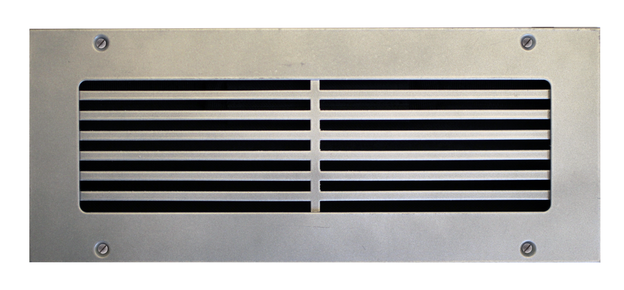 Custom Pro-Linear Vent Cover Return Air Filter Frame (White) - 24\