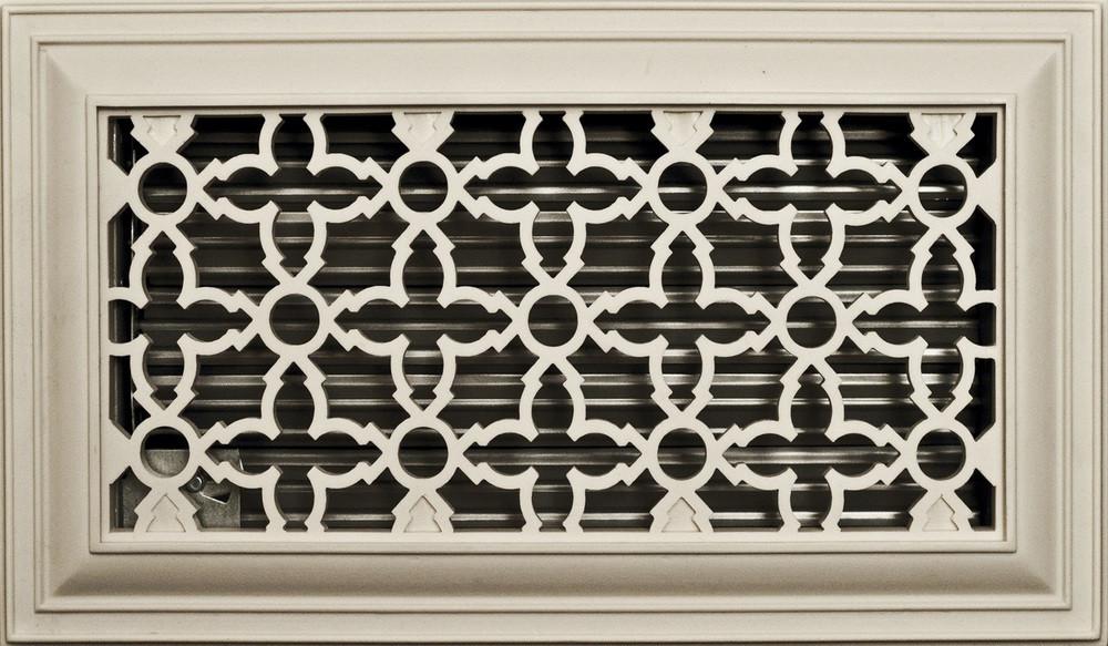 Heritage Decorative Register With Damper Ventandcover Com