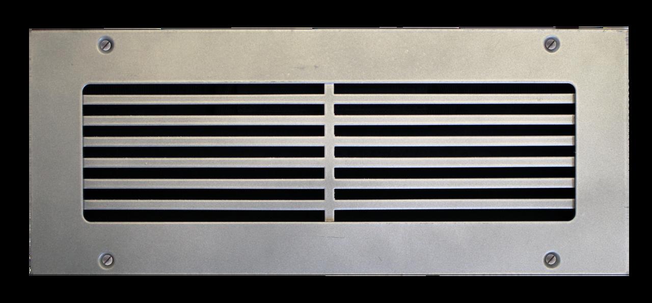 Custom Pro-Linear Vent Cover Return (White) - 48\