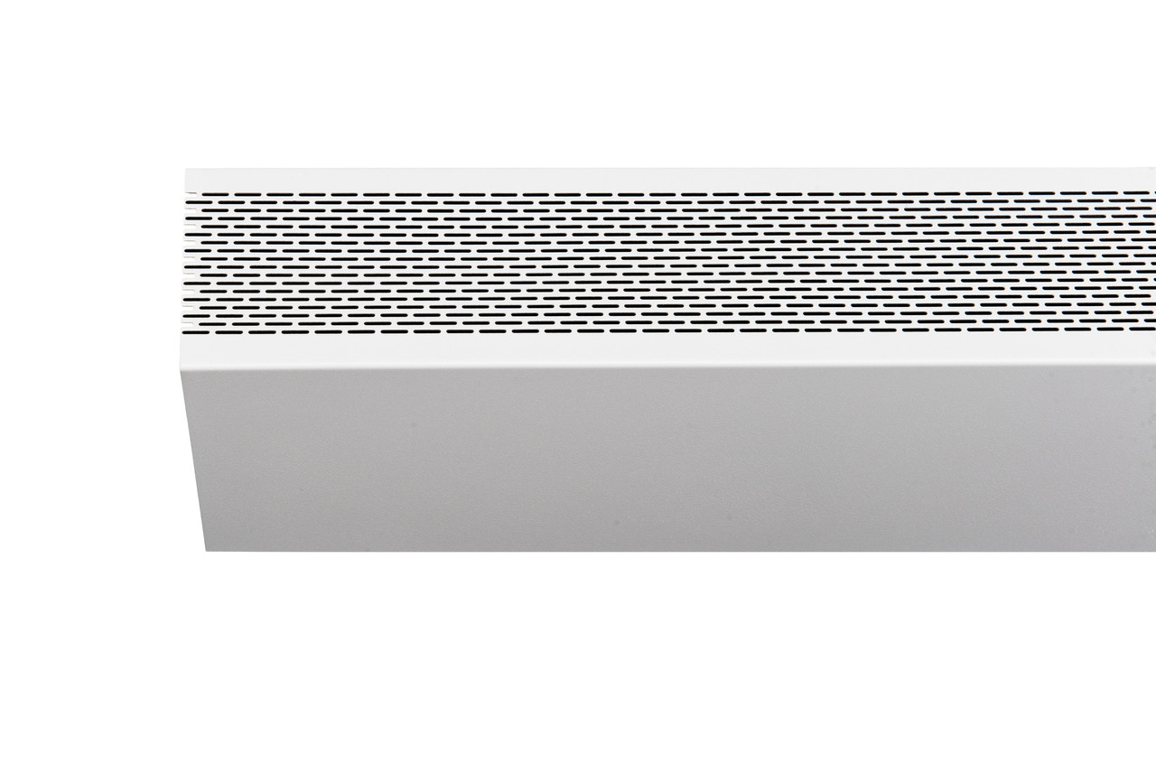 heater replacement cover panel in white