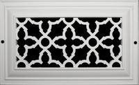 8 x 4 Heritage Decorative Vent Cover