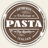 Pastas from Italy