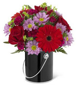 Color Your Night With Intrigue Bouquet