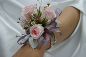 Uber Creative Blinged Out Corsages