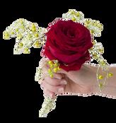 Custom Composite Hand Held Bouquet