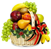 Festive Fruit Basket