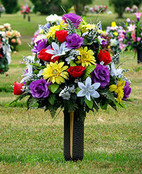 Cemetery Bouquet