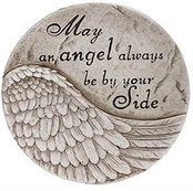 Angel Wing Stepping Stone
