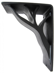 Willow-40B   7.5D 10.0H 4.0W Iron Corbel