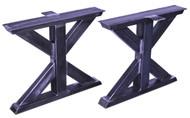 Trestle Metal Table Legs