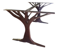 Oak Tree Conference Table Base
