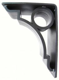 Grant-40B   7.5D 10.0H 4.0W Iron Corbel