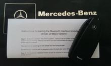 Mercedes B67876131 HFP Bluetooth module
