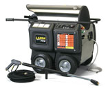 Electric Powered Hot Water Pressure Washer