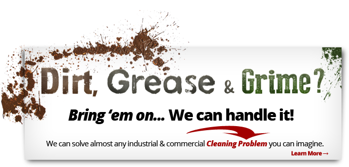 Industrial & Commercial Cleaning Equipment