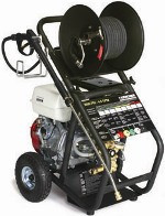 Electric Hot Pressure Washer