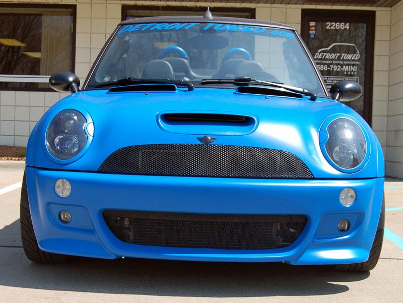 Detroit Tuned Mini Cooper Show Cars