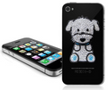 Love Your Breed Westie Rhinestone Sticker for Cell Phone, Laptop, Etc West Highland Terrier