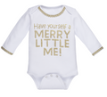 Have Yourself a Merry Little Me!  Baby Girl One Piece (0 - 6 Months)