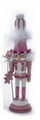 "15"" Pastel Pink Hollywood™ Nutcracker Ornament by Kurt Adler"