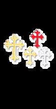 Latin Cross Appliques
