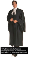 Barrister's Robe
