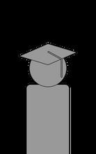 University of New Brunswick - Bachelor Cap