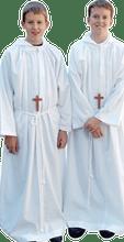 Monastic Cassock, Student Fit