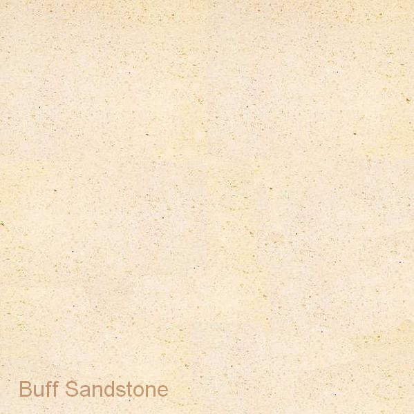 Buff Sandstone Stone Mantel Color